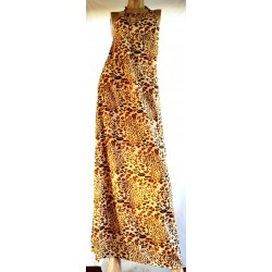 Silk /Polyester Dress From India