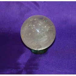 Clear Quartz Ball