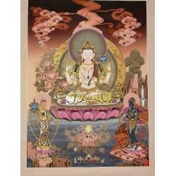 Θανγκα -Βουδιστικη Αγιογραφια