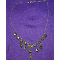 Handmade Necklace in Silver 925 from India