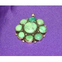 Handmade Pendant in Silver 925 from Nepal.