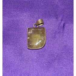 Handmade Pendant in Silver 925 from India