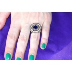 Ασημένιο Δαχτυλίδι από Ινδία