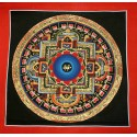 Small Mandala Thangka