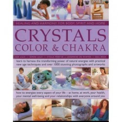 Crystals, Colour & Chakra By (author) Gill Hale