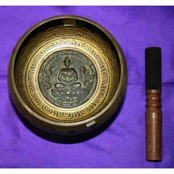 Singing Bowl from Nepal.
