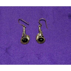 Handmade Earring in Silver