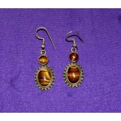Handmade Earring in Silver