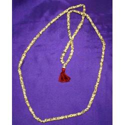 Bone Mala Necklace from Nepal