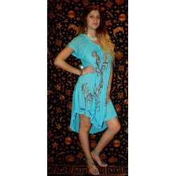 Φόρεμα απο Ινδία