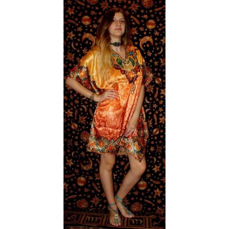 Φόρεμα Καφτάνι απο Ινδία
