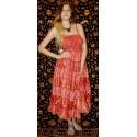 Silk Dress From Nepal