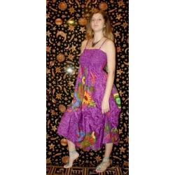 Βαμβακερό Φόρεμα από Νεπάλ