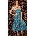 Bαμβακερό Φόρεμα από Ινδια