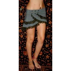 """Cotton Skirt """"Wrap Around """" type"""