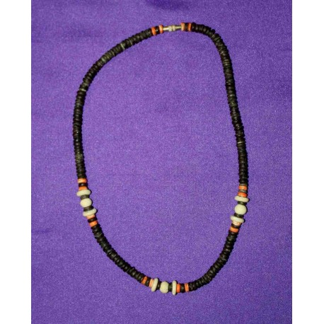 Bone Necklace from Nepal