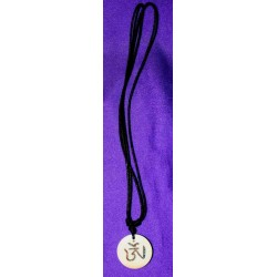 Bone pendant from Nepal