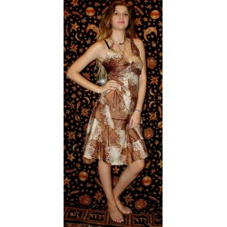Φόρεμα Μεταξωτό απο Ινδία
