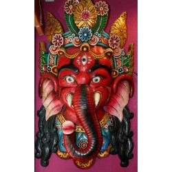 Resin Mask From Nepal