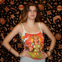 Top Blouse from India .