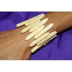 Bone Bracelet from Nepal