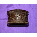 Carved Wooden Box from India