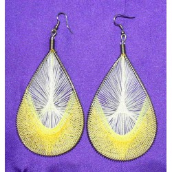 Earrings from Indonesia