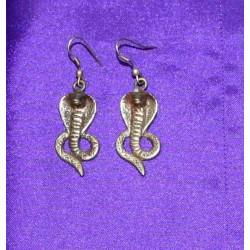 Earrings from Nepal