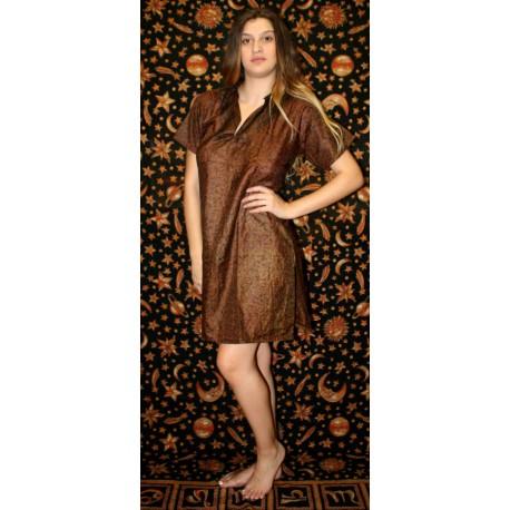 Silk Dress Kaftan Kurta