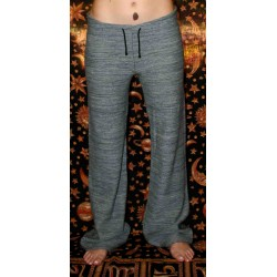 Knitted Cotton Trouser