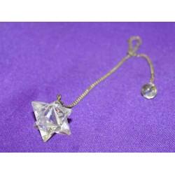 Semiprecious stone Pendulum