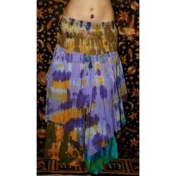 Φούστα Μπόχο Tie Dye από Nepal