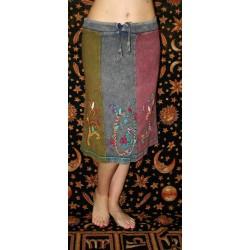 Long Skirt from Nepal