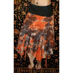 Cotton Skirt from Nepal