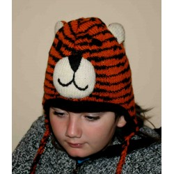 Woolen Cap from Nepal