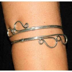 Brass Arm Bracelet