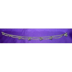 Tribal Ankle Chain Bracelet