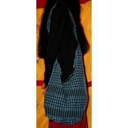 Τσάντα ώμου βαμβακερή