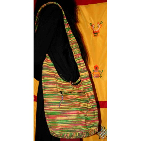 Shoulder Bag from Nepal