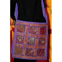 Τσάντα ώμου βαμβακερή Ινδία