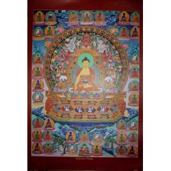 Poster copy of Thanghka