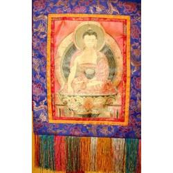 Βούδας σε υφασμα