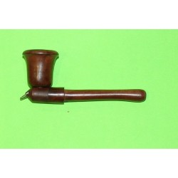 Wooden Chillum/Pipe