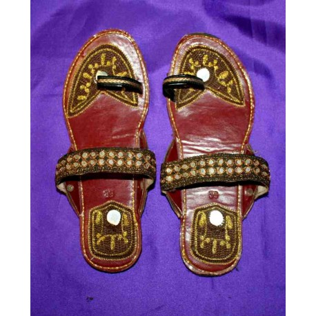 Leather Sandals size 39