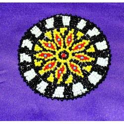 Patch beadwork