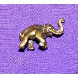 Bronze Miniature statue Elephant