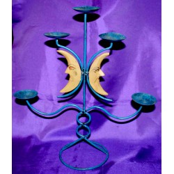 Candle Holder from Indonesia
