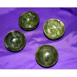 Small bowls made of Jade