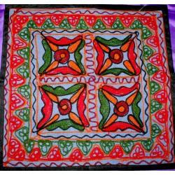 Embroidered Pillocase