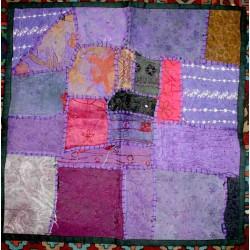 Patchwork Pillocase 60x60 cm